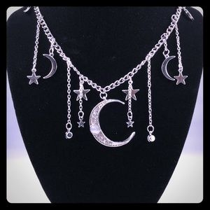 Moons & Stars Necklace
